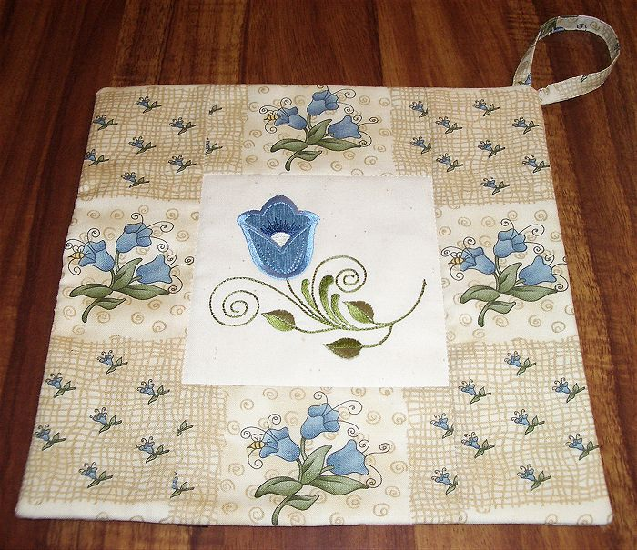 ABC: Embroidery Projects, KitchenSet