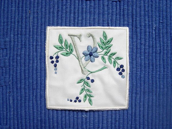 Abc embroidery projects cvw springtouchcoaster